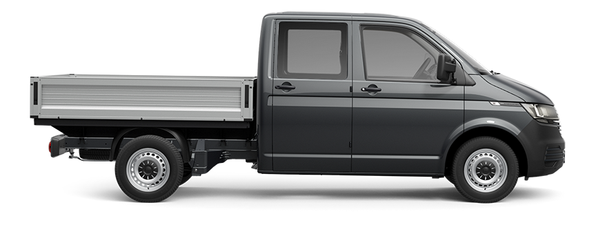 Transporter Double Cab  6.1 coming soon